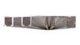 Шина потолочная алюм. КП 4087 (2,5м)